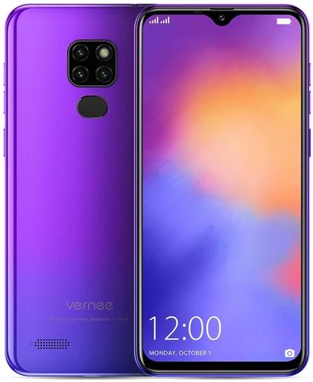 Vernee M7 | Фіолетовий | 4/64gb | 4G/LTE | Гарантія