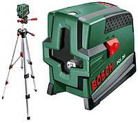 Нівелір лазерний BOSCH PCL 20 SET+тринога 0.603.008.221