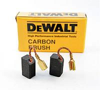 Щітки вугільні DeWalt /2шт. 015730
