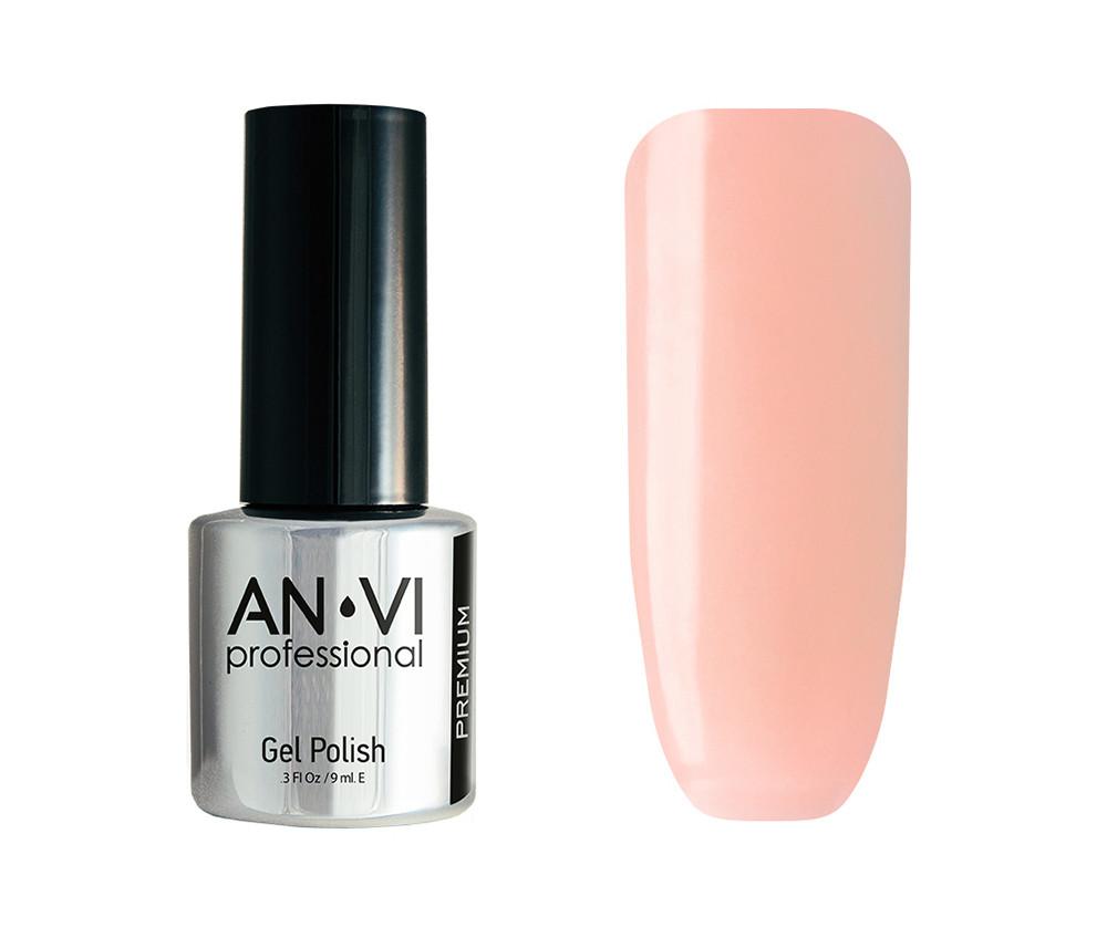 Гель-лак для ногтей ANVI Professional №163 Chanel tan 9 мл