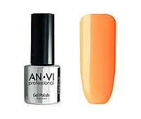 Гель-лак для ногтей ANVI Professional №168 Topless 9 мл