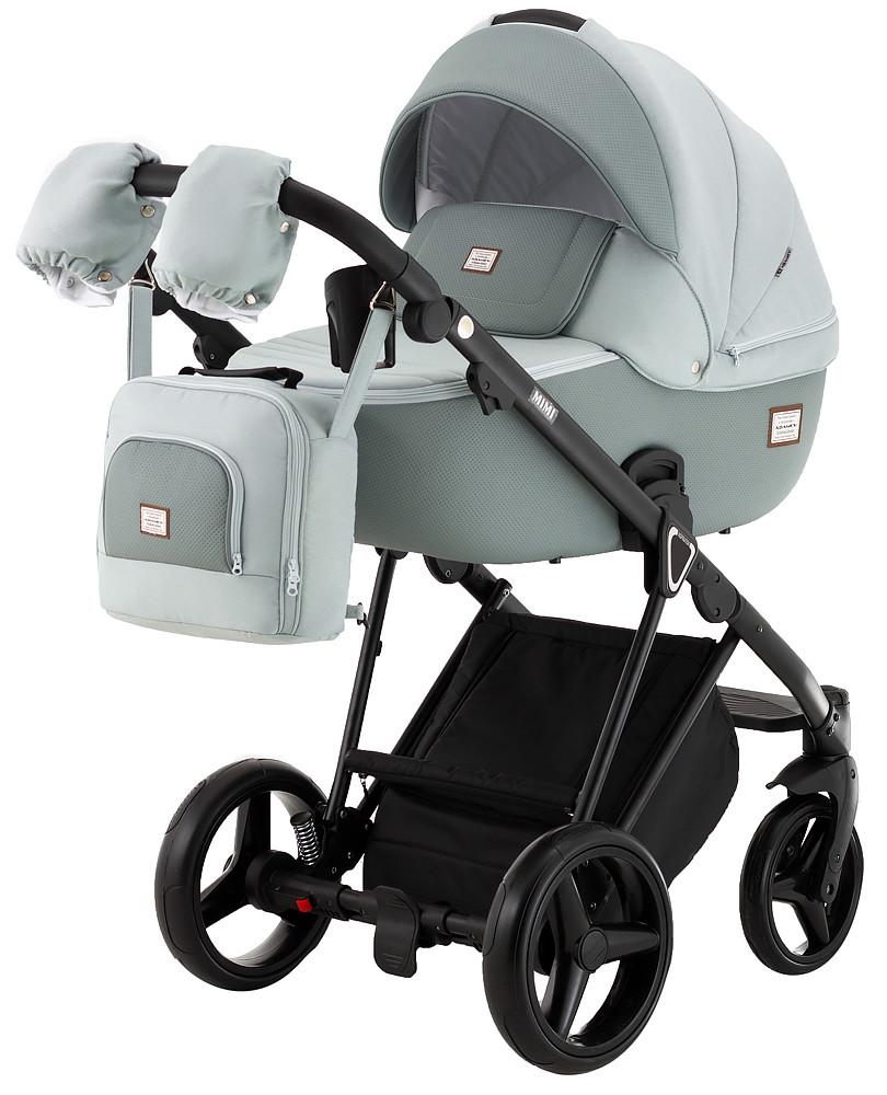 Дитяча коляска 2 в 1 Adamex Mimi CR234