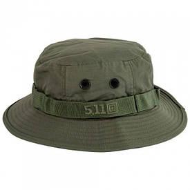 Панама 5.11 Boonie Hat TDU Green