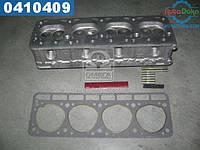 ⭐⭐⭐⭐⭐ Головка блока ГАЗ 2410,3302 двигатель 4021 (А-76) с клапаннами с прокладкой и крепежами (производство  ЗМЗ)  4021.3906562