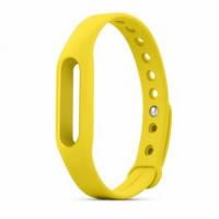 Xiaomi Ремешок для Фитнес-трекера Mi Band (Yellow) copy