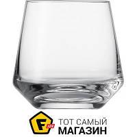 Прозрачный набор стаканов для виски без рисунка - Schott Zwiesel Pure 306мл (112844) ( ) - материал стекло