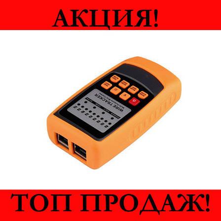 Кабельный мультиметр DT GM60 искатель проводов- Новинка, фото 2