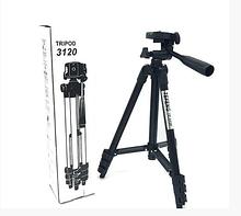 Тренога для телефона і фотоапарата універсальний штатив Tripod 3120 (90008)