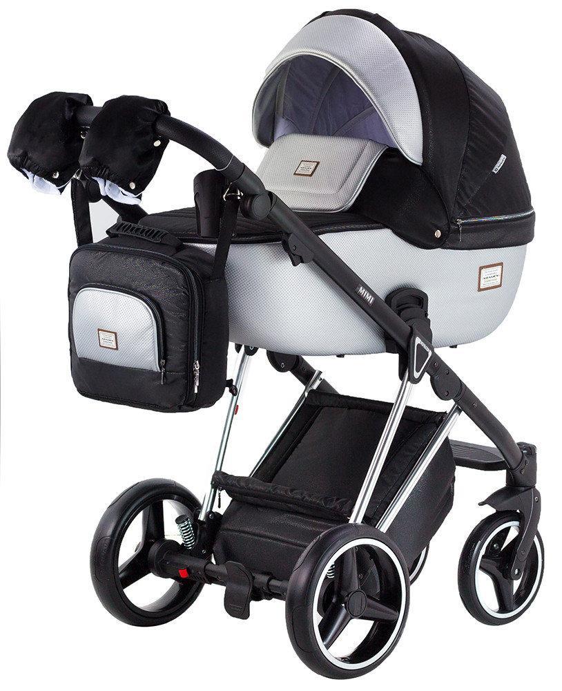 Дитяча коляска 2 в 1 Adamex Mimi Polar Y843
