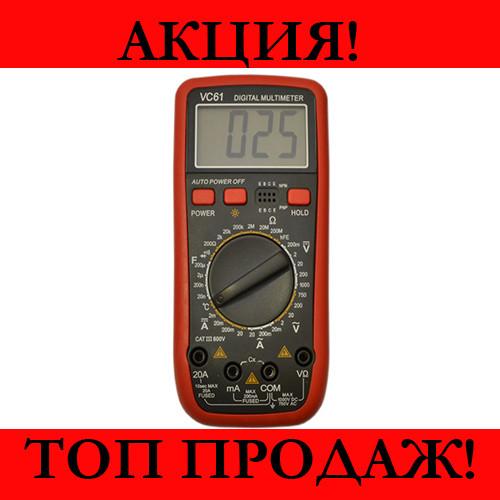Мультиметр DT VC 61- Новинка