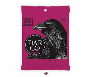 MARTIN D930 * Струны для электрогитары Darco Electric Extra Light .009-.042