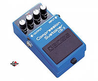 BOSS CS3 Compression / Sustainer Педаль для электрогитары