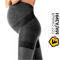 Компрессионное белье для беременных Solidea Wonder Model Maman 140ден, черные XL (0352A4 SM09 Nero)