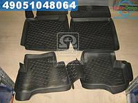 ⭐⭐⭐⭐⭐ Коврики в салон автомобиля Suzuki Grand Vitara III 3D 2005-  pp-204