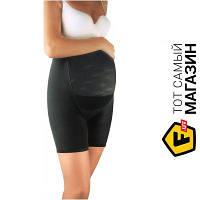 Компрессионное белье для беременных Solidea Panty Maman, черный L (0257A5 SM09 Nero)