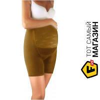 Компрессионное белье для беременных Solidea Panty Maman, коричневый XL (0257A5 SM02 Noiset)