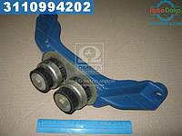 ⭐⭐⭐⭐⭐ Кронштейн ЗИЛ 5301 опоры двигателя передней в сборе (L по центрам=345 мм) (производство  Украина)  431900-1001015