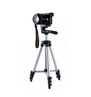 Штатив-монопод для телефона, фотоаппарата и камеры Tripod 3110 (90009)