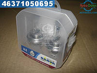 ⭐⭐⭐⭐⭐ Лампа накаливания SET H4 12V 60/55 W P43t RANGE POWER +90 (комплект 2 штуки ) (производство  Narva)  48003S2
