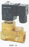 """Клапан электромагнитный нормально-закрытый RSP-15, 1/2"""""""