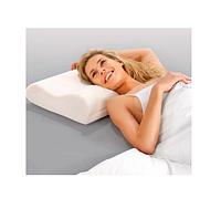 Подушка ортопедична для комфортного сну Memory Pillow (34101)