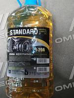 Масло индустриальное И-20А Standard (Канистра 5л. ПЕТ (3, 6кг)) <ДК>  48021136970