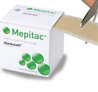 Mepitac Фиксирующий силиконовый пластырь 40 мм х 1,5 м