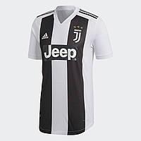 Футбольная форма 2018-2019 Ювентус (Juventus), домашняя, x40, Адидас