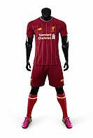 Футбольная форма Ливерпуль 2019-2020 домашняя, Liverpool 2019-2020