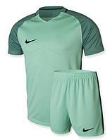 Футбольная форма Nike бирюзовая
