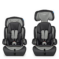 Автокресло Bambi M 3546 Navy Gray (9-36 кг 1-12 лет)
