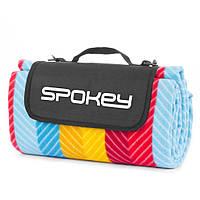 Коврик для пикника и пляжа Spokey 150х130 см Разноцветный