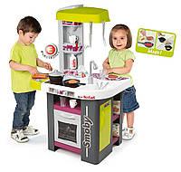 Оригинал. Интерактивная детская кухня с барбекю Mini Tefal Studio Smoby 311001