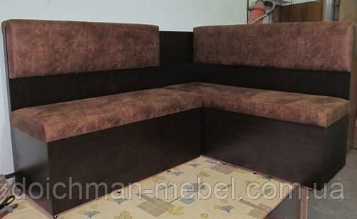 Уголок для кухни, диван для кафе, баров, приемных, залов ожидания =Хай-тек=