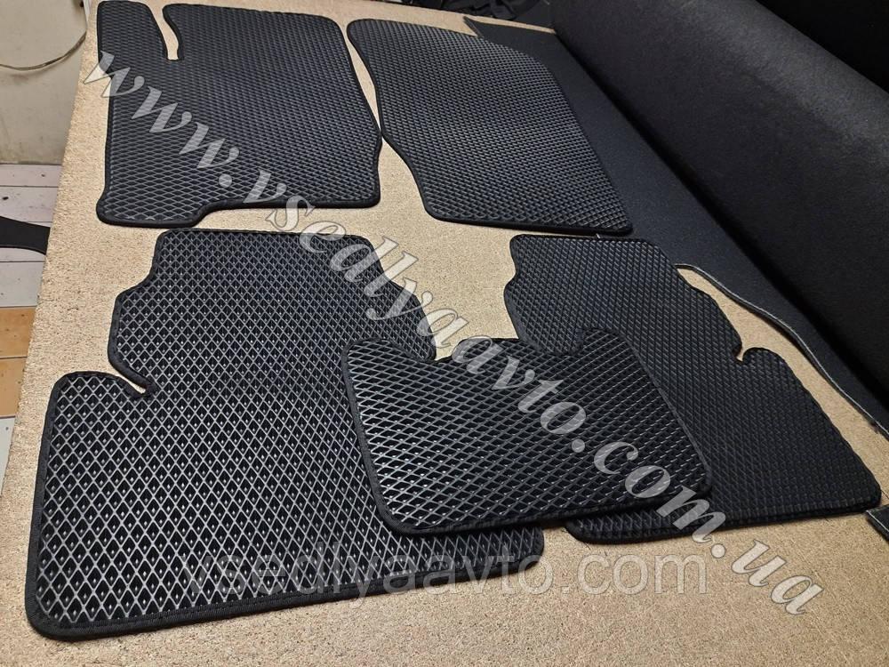 Коврики в салон для Volvo XC90 с 2002-2014 гг. (EVA)