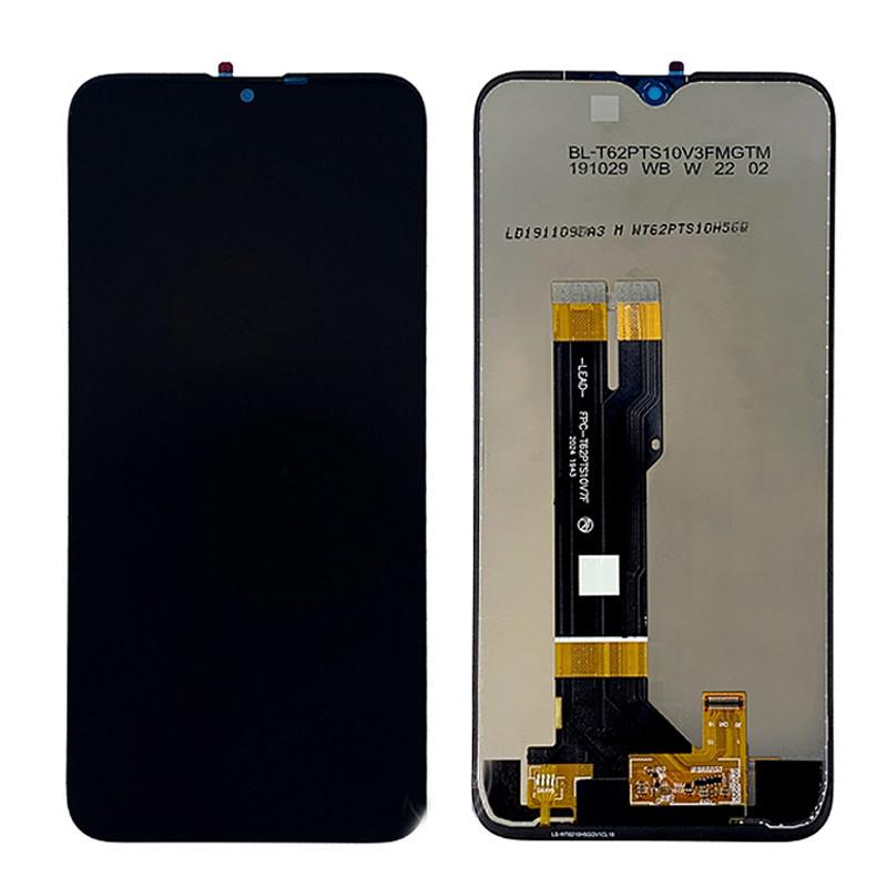 Дисплей (LCD) Nokia 6.2 Dual Sim   TA-1178 с тачскрином, чёрный