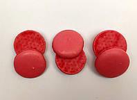 Полуфабрикат для печенья макарон красный, 3 шт
