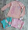 Оптом Нарядный Детский Батник для Девочек 6-9 лет, фото 2