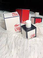 Lacoste Live(TESTER без крышечки), Мужские 100 ml