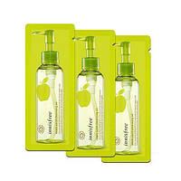 Гидрофильное масло очищающее поры с экстрактом яблока Innisfree Apple Seed Cleansing Oil пробник