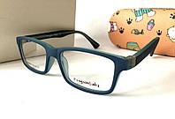 Очень красивая стильная детская оправа очки Penguin Baby PB66030 C2 (SKU555)