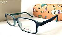 Стильная детская оправа очки Penguin Baby PB62128 синие (SKU555)