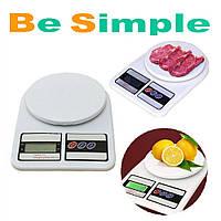 Весы кухонные SF 400 до 10 кг + батарейки