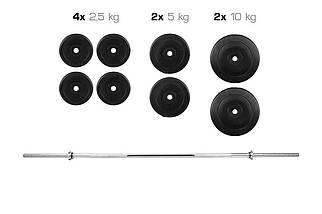 Скамья тренировочная HS-1065 + Тяга  , скотта +  штанга 50 кг, фото 3