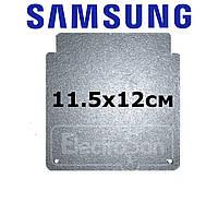 Слюда для микроволновой печи Samsung 11.5x12 см, фото 1