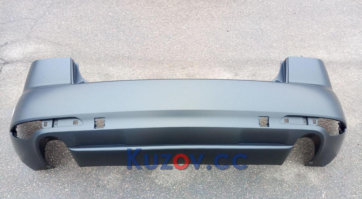Задний бампер Mazda CX7 '06-10 (FPS)