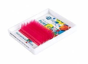 Ресницы Extreme Look Pink 0,07 L mix (9-13 мм)