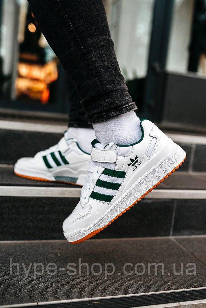 Мужские Кроссовки в стиле Adidas Forum Все Размеры