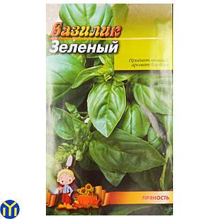 Семена базилик Зеленый, Пряность