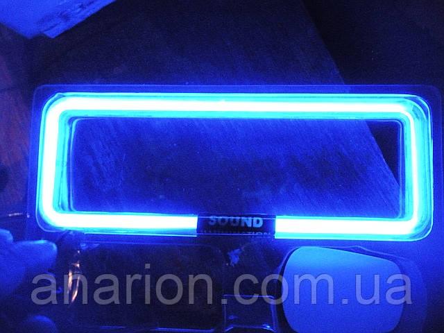 Подсветка магнитофона №208/039 с датчиком звука.